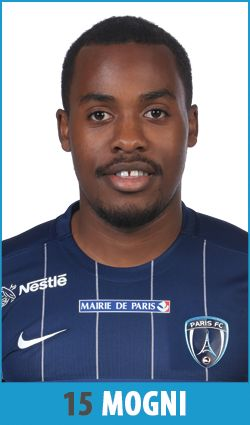 Ahmed MOGNI - Paris FC