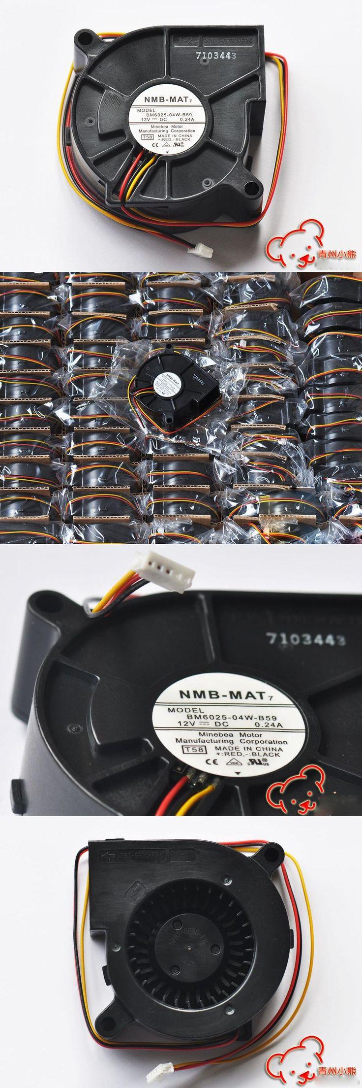 New Original NMB BM6025-04W-B59 6025 12V 0.24A turbine centrifugal fan blower fan