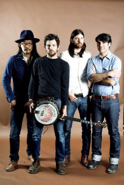 American Songwriter magazine article on the Avett Brothers, Nov 2013