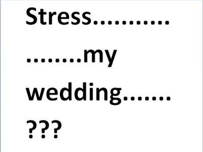 info harga wedding: 8 cara menghilangkan stress saat akan menghadapi p...