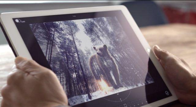 Adobe plantea un extraño concepto de asistente inteligente en Photoshop