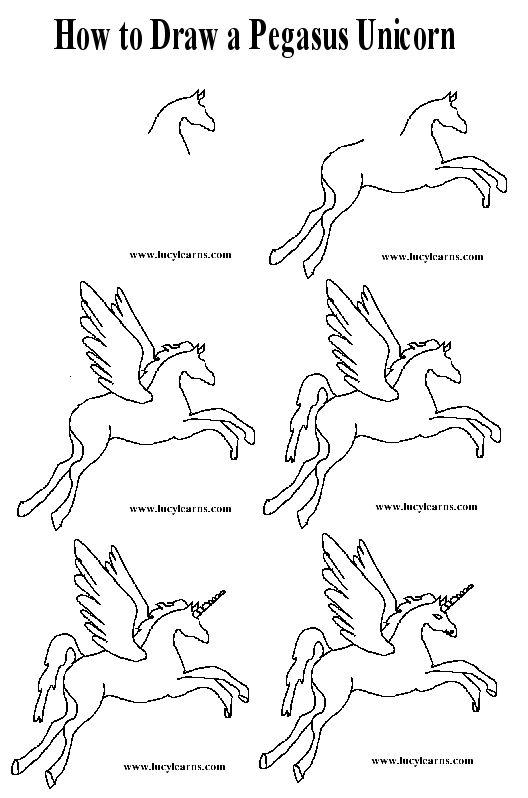 draw unicorn   how-to-draw-unicorn-unicorn-drawing-how-to-draw-pegasus-unicorn-1.gif