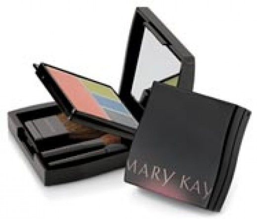 How to Jump Start Your Online Mary Kay Business - compact mini idea