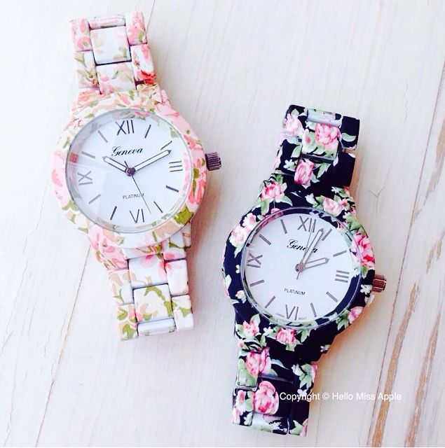 Love theses girly vintage watches