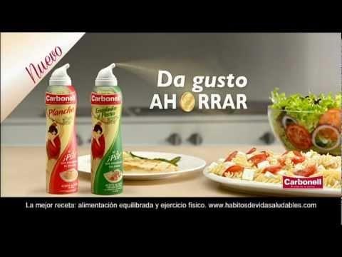 Con Carbonell Spray ¡da gusto ahorrar! ;)