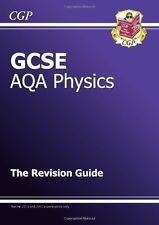 GCSE Physics AQA Revision Guide, CGP Books Paperback Book