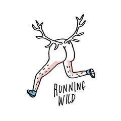 Running wild!