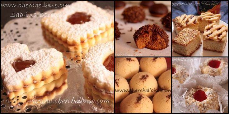 17 best images about gateaux secs et economiques on - Decoration gateau traditionnel algerien ...