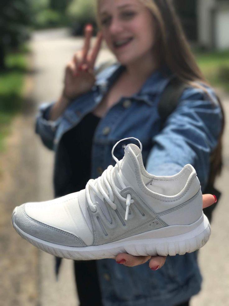 Sneaker: Adidas tubular radial W