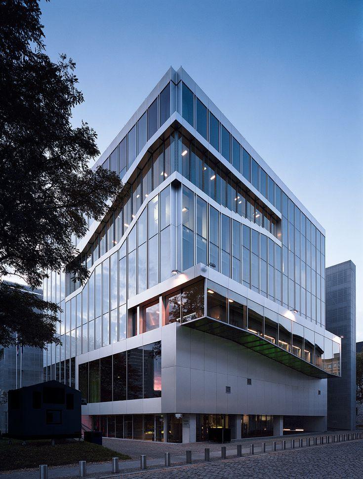 Dutch Embassy Berlin _ OMA / Rem Koolhaas
