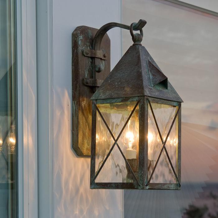 Lancaster Lantern at Dusk on Lake Michigan