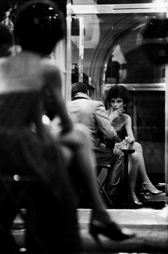 Rare Audrey Hepburn — Audrey Hepburn backstage at the 51st Academy...