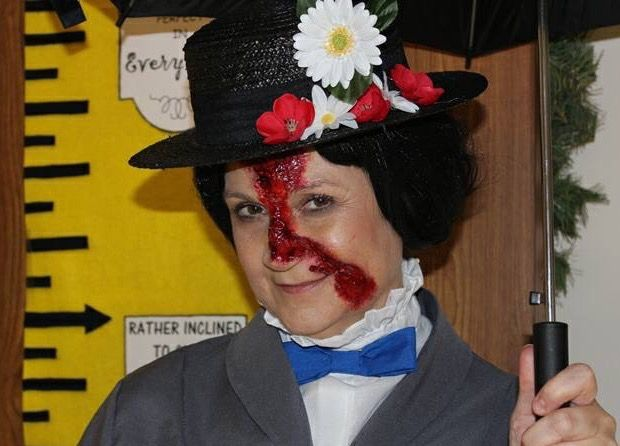 Scary Poppins 2016