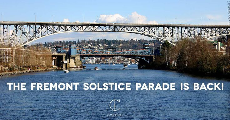 The Fremont Solstice parade is Back! Cyrene Apartments dishes on the what makes the Fremont Solstice Parade the Premier Seattle Summer Event.