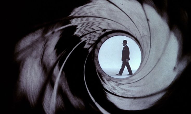 James Bond: 50 Years of Main Title Design — Art of the Title