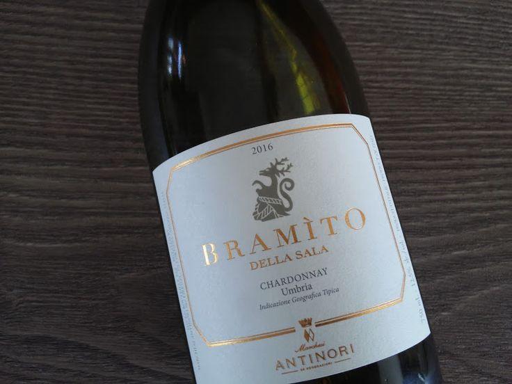 Sommelier Par Pur Plaisir : -BLOG - vin blanc italie Bramìto 2016 Ombrie