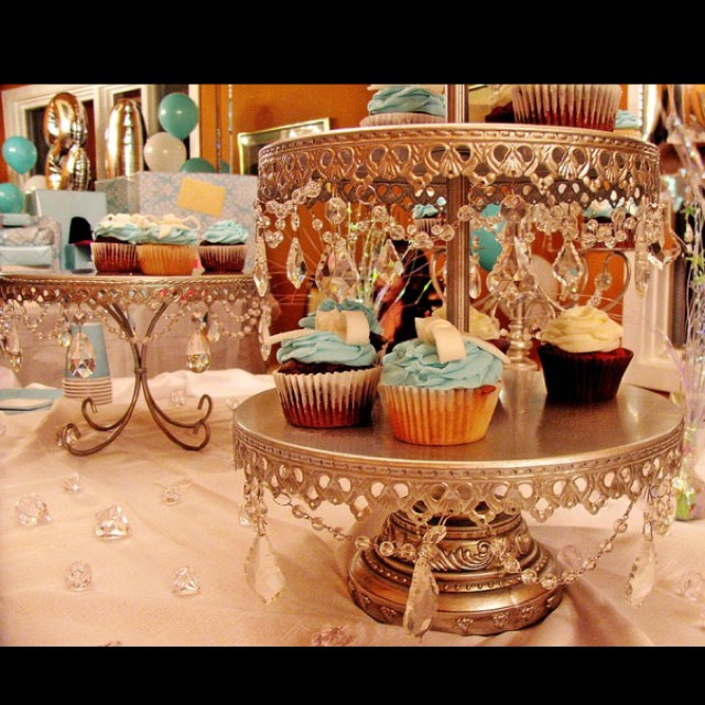My Tiffany themed 18th birthday party. Will never forget.