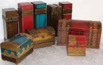 Imagini pentru cufere, casete si cutii de bauturi