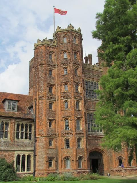 Layer Marney Tower is a tudor building dating from the early 1500's. Constructed in the first half of the reign of Henry VIII and is the tallest example of a Tudor Gatehouse in Britain. Colchester, Essex