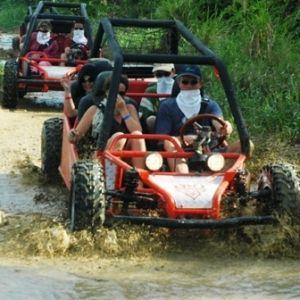 Situé au coeur du Parc de la Valmasque, venez découvrir le Buggy Cross ! Dès l'âge de 4 ans, vos petits pourront découvrir la joie que procure les sports mécaniques sur des circuits adaptés. ...