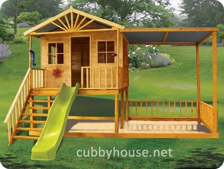 The 25 Best Cubby House Kits Ideas On Pinterest Diy Playhouse