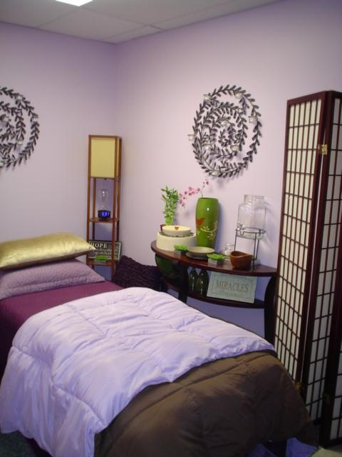 Massage Therapy Room Design Ideas: Massage Room Decor, Massage