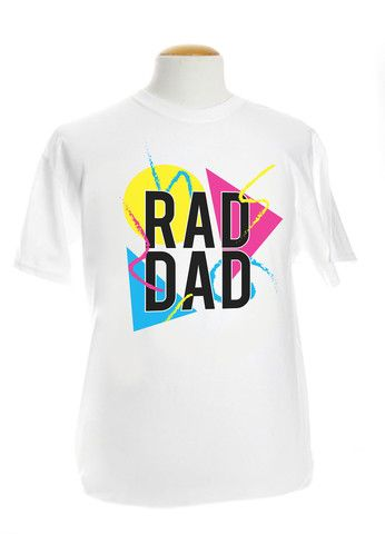 Ya he is.  Get your Rad Dad the best t-shirt ever.  A Make Vancouver original t-shirt.