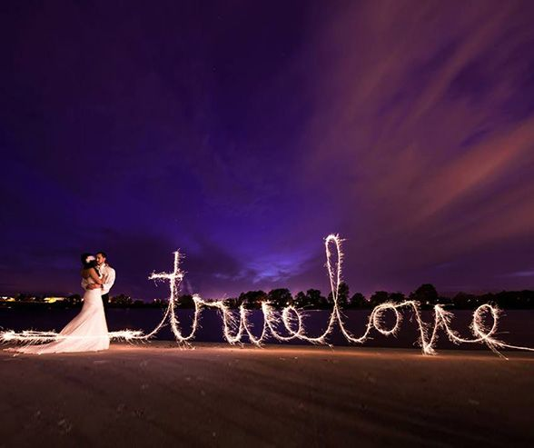 How amazing is this sparkle image from BuySparklers.com! - Matt Kennedy Photography