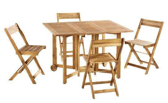 tavolo + 4 sedie conforama 160,00