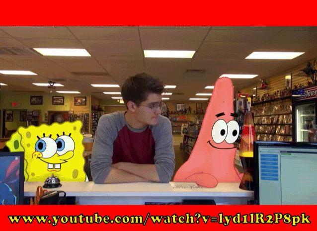 SpongeBob videos