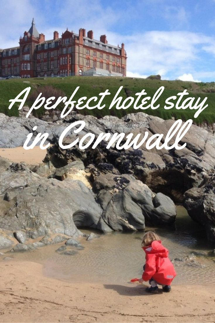 We adore the Headland Hotel in Newquay, Cornwall. If you're looking to experience this beautiful county in the UK this hotel comes highly recommended. Click here to read our review with photographs of our room, the facilities and food. It is a great stay with or without children / kids.
