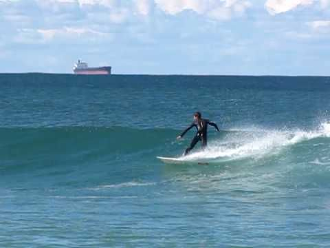 #ShellyBeach offers great #Surfing conditions, video HERE! Grab a #board & #rideawave the next #sunnyday we get! #KZNsouthcoast