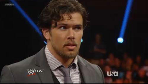 Brad, we hardly knew ye.. #WWE releases the Amazing Brad Maddox