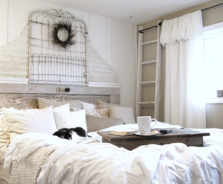 What an all-white room should look like