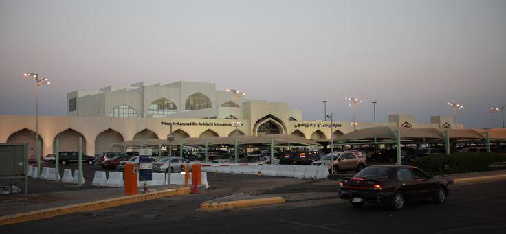Prince Mohammad Bin Abdulaziz Airport / Madinah Airport