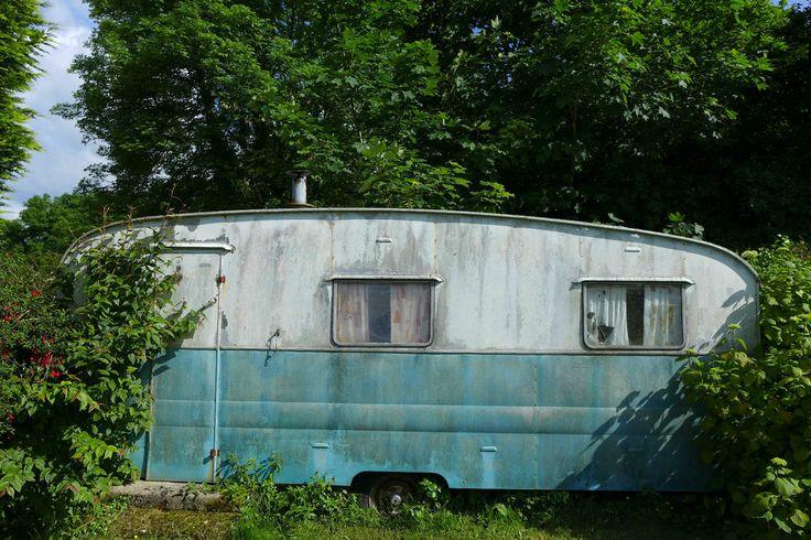 Old Vintage Pemberton Caravan for restoration or scrap