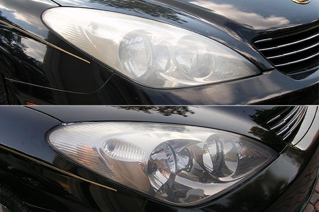 How to Clean Your Car Headlights (with Pictures) | eHow