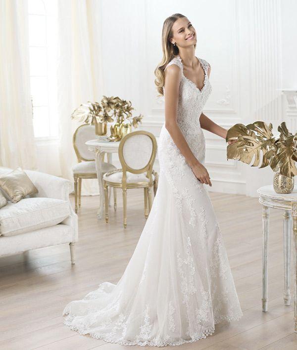 Vestidos de novia 2014: Colección Pronovias Fashion #boda #vestidosdenovia #pronovias