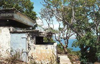 Paga Hill World War II Relics