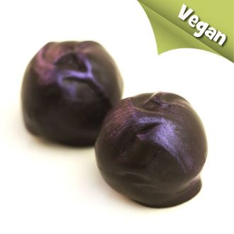 Organic Chocolate Truffles - Vegan Salted Caramel