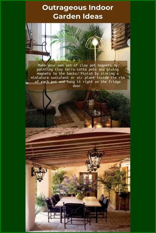 Thumb Not Green Try These Horticulture Ideas Indoor Garden Ideas