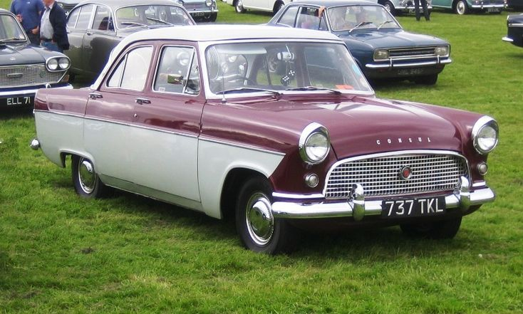 Ford Consul  1962