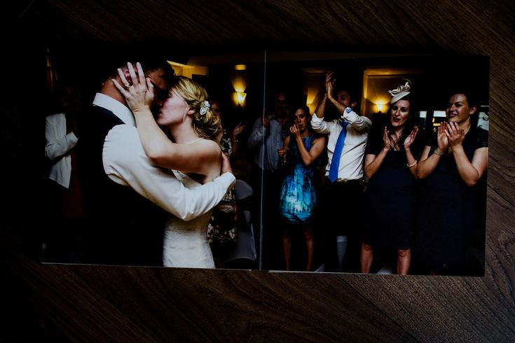 Pano Wedding Albums designed by Shaun Taylor Photography