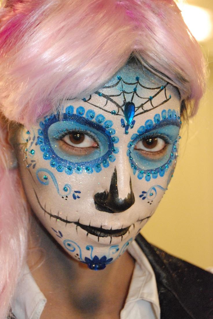 34 best Sugar skulls images on Pinterest