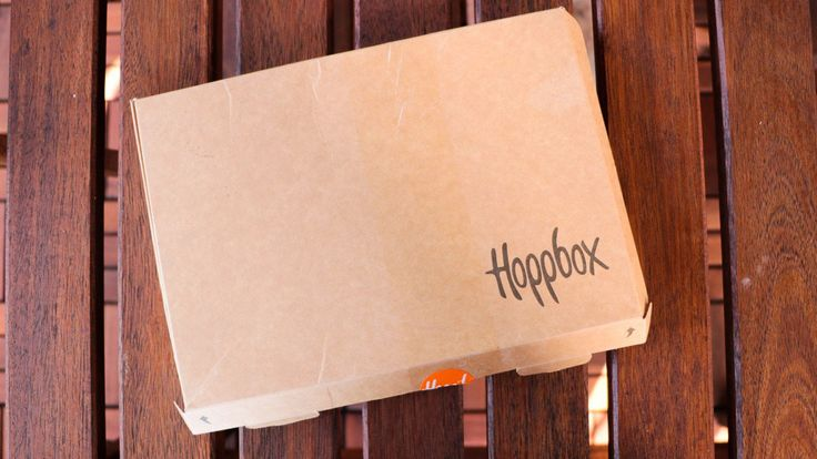 Hoppbox : la box de snacks healthy et ethiques