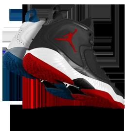 NIKEiD. Custom Air Jordan 2012 Low iD Basketball Shoe