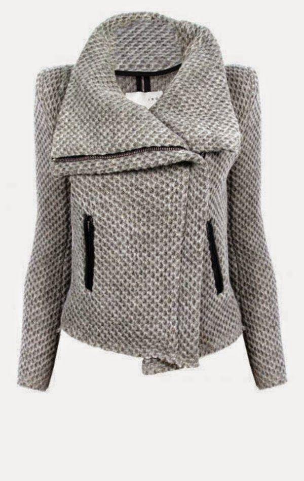 Light Grey Cozy Long Sleeves Jacket