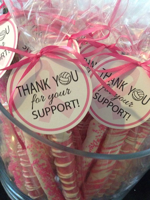 Thank You for your Support Awareness Ribbon by ThePerfectPartyShop