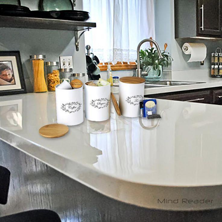 G Canister Sets Kitchen Design On Kitchen Jar Sets, Kitchen Items Home  Goods, ...