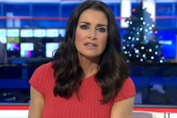 Why Kirsty Gallacher collapsed is she affected by ebola? the real story behind it